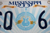 """Pair of Mississippi Guitar """"Birthplace of America's Music"""" License Plates"""