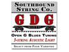 "3-String Open G ""GDG"" Modal/Blues String Sets - Choose from 4 Set Varieties!"