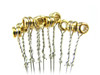 """19-gauge (.019"""") Steel Strings for Guitar (12-pack)"""