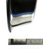 15cm. (6-inch) Stainless Steel Dog Dish - Cigar Box Guitar Resonator Cone
