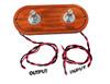 Premium Volume and Tone Pickup Harness for Cigar Box Guitars