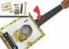 Craft Box Ukulele DIY Kit - Everything Included - Download Instructions for Free!