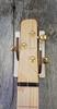 Adjustable Wall Hanger Mount Kit for Cigar Box Guitars - Handles most tuner alignments!