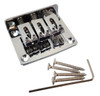 Chrome Hot Rod 3-string Electric Cigar Box Guitar Parts Pack