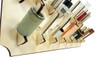 Wall-mount Guitar Slide Display Rack Kit  - Easy to Assemble