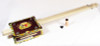 3-String Cigar Box Guitar Kit with How-To Guide - Great for Woodworkers!