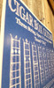 Blueprint-style 3-string Open G Chord Poster for Cigar Box Guitar & More