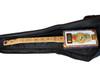 Padded Black Gig Bag for Cigar Box Guitars