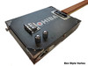 """The Chicago"" Electric 3-String Cigar Box Guitar Kit"