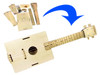 The Concert Gittylele DIY Ukulele Kit - Easy to Build, Fun to Play, Made in the USA!