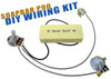 Soap Bar P-90 DIY Pickup Harness Wiring Kit