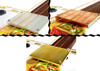 """""""WickedBucker"""" Flat Hand-Wound Surface-Mount Pickups for 3 or 4-string - Choose Cover Style!"""