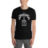 """Cigar Box Guitars"" Classic Design T-Shirt"