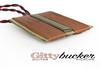 GEN2 GittyBucker Flat-Mount Cigar Box Guitar Humbucker - Made in the USA!