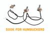 EconoHarness 500 - pre-wired with 500KOhm Volume & Tone + Jack