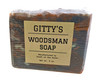 """Gitty """"Woodsman"""" Soap - Hand-crafted by Mrs. Gitty!"""