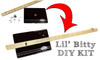 The Lil' Bitty One-string Cigar Box Guitar Kit - Fun & Easy to Build & Play!