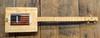 """Patriot's Pride"" Canned Heat 3-string Resonator Cigar Box Guitar"