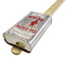 """Spirits Canjo Series: """"Old Panther Piss"""" One-string Tin Can Banjo"""