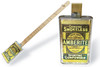 """Spirits Canjo Series: """"Amberlite Gunpowder"""" One-string Tin Can Banjo"""