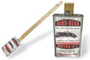 "Spirits Canjo Series: ""Gear Head Motor Oil"" One-string Tin Can Banjo"