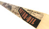 """""""Gear Head Motor Oil""""  Peel-and-Stick Fretboard Decal for Cigar Box Guitar - 25-inch Scale"""