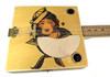 3pc. set Cigar Box Guitar Pickguards - Bare/Unfinished