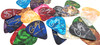 "25pc. Assortment of Colorful ""Gitty"" Medium Guitar Picks"