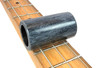 """""""Gray Ghost"""" Solid Bone Pinky/Stubby Slide for Cigar Box Guitar & More"""
