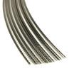 Jescar Medium/Medium Stainless Steel Fret Wire (6 ft)