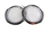 2pc. Chrome Screened Sound Hole Inserts