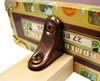 2pc. Antique Copper CBG Neck Braces w/Screws