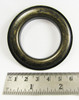 """2-pack Large (1.5"""") Antique Brass Grommets w/Washers"""