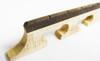 2pc. Wood 6-String Banjo/Cigar Box Guitar Bridges