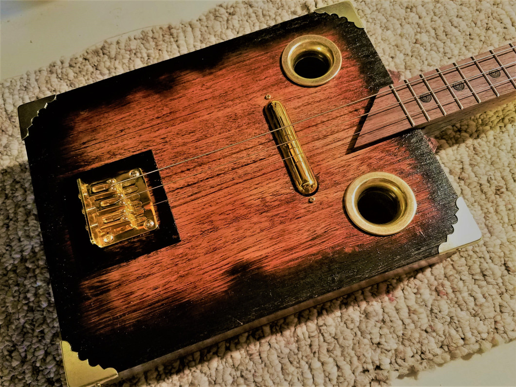 cigar box guitars kits parts more c b gitty crafter supply out a cigar box what kind of guitar can i build