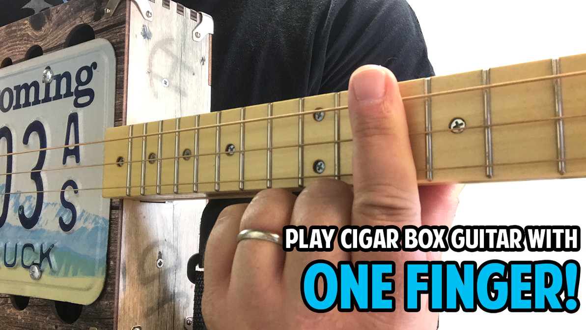 How To Play Any Song Using Just One Finger!