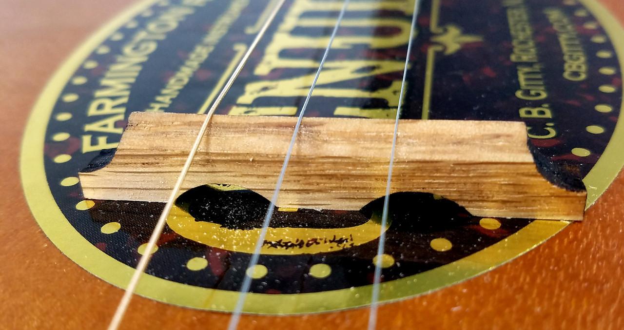 laser cut hardwood bridge blanks for cigar box guitars choose building a cigar box laser cut hardwood bridge blanks for cigar box guitars choose style, wood and