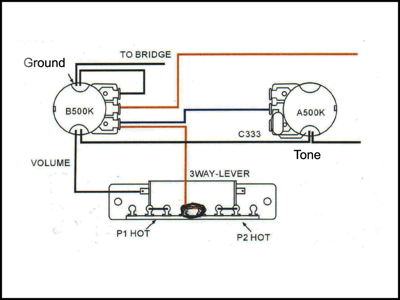 Diagram Way Switch Wiring Diagram Slide Switch Wiring Diagram Dual