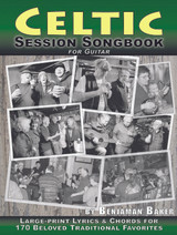 Celtic Session Songbook for Guitar - Front Cover