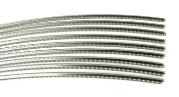 """Jescar """"Super Jumbo"""" Stainless Steel Fret Wire (6 ft)"""