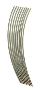 Jescar Medium/Low Nickel-Silver Fret Wire (6 ft)