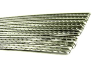 """Jescar """"Super Jumbo"""" Nickel-Silver Fret Wire (6 ft)"""