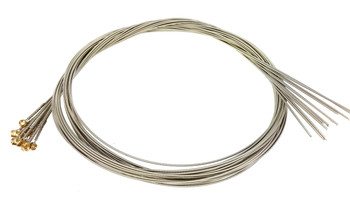 "42-gauge (.042"") Nickel Wound Electric Guitar Strings (12-pack)"