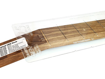 15pc. NEW GEN2 Fretting Scale Template MEGA PACK - From 13-inch uke to 34-inch bass!