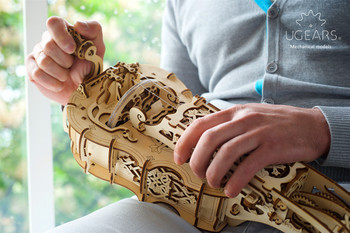 DIY Hurdy-Gurdy Kit - Build an amazing musical machine
