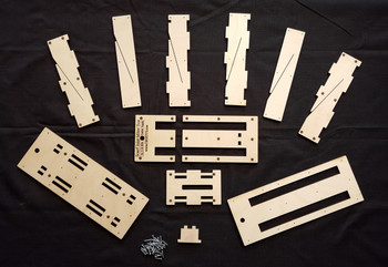 Scarf Joint Miter Box Kit - Cut Perfect Scarf Joints by Hand!