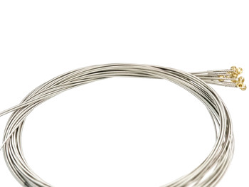 """48-gauge (.048"""") Nickel-Wound Electric Guitar Strings (12-pack)"""