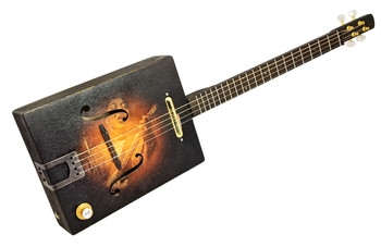 Cigar box guitar kit canada