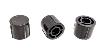 Press-fit Knob Inserts - Easily Make your own guitar knobs!