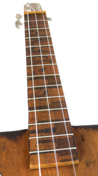 """The """"Baker's Friend"""" Guitar - a unique heirloom instrument hand-crafted by Ben Gitty"""